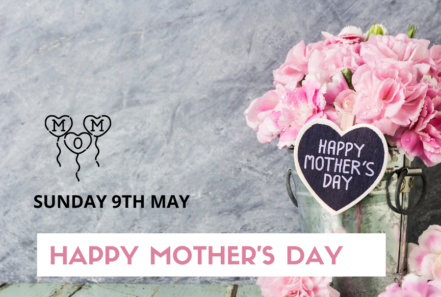 Mother's Day 2021 is coming up soon